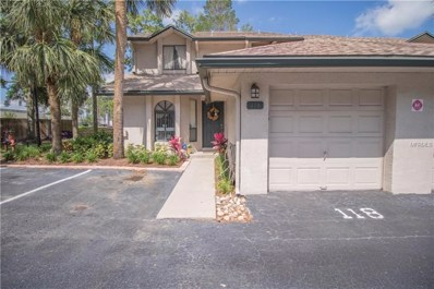 118 Crown Point Circle, Longwood, FL 32779 - MLS#: O5703094