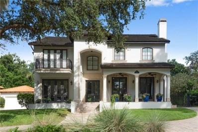 1840 W Fawsett Road, Winter Park, FL 32789 - MLS#: O5703246