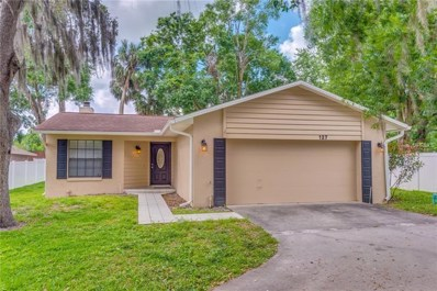 127 Quail Ridge Court, Sanford, FL 32771 - MLS#: O5704421