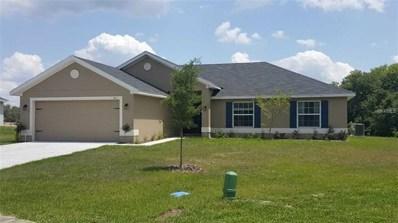 803 Chestnut Drive, Fruitland Park, FL 34731 - MLS#: O5704620