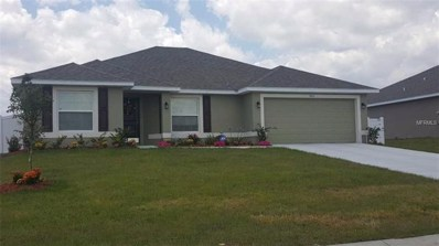 608 Bradley Way, Fruitland Park, FL 34731 - MLS#: O5704641