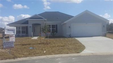 509 W Leah Court, Fruitland Park, FL 34731 - MLS#: O5704945