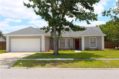 9822 Peddlers Way, Orlando, FL 32817 - MLS#: O5705487