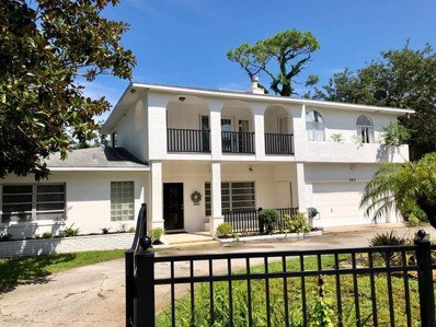 203 Canova Drive, New Smyrna Beach, FL 32169 - MLS#: O5706055