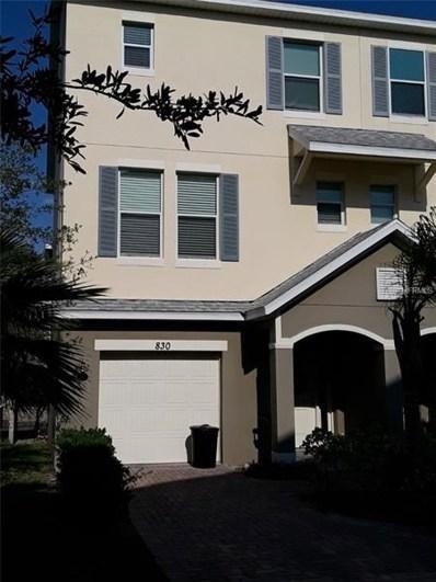 830 Callista Cay Loop, Tarpon Springs, FL 34689 - MLS#: O5706525