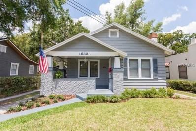 1633 E Concord Street, Orlando, FL 32803 - MLS#: O5707147