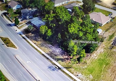 1602 Howland Boulevard, Deltona, FL 32738 - MLS#: O5707322