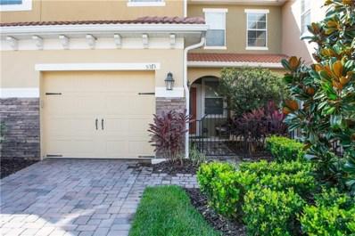 5373 Via Appia Way, Sanford, FL 32771 - MLS#: O5707629