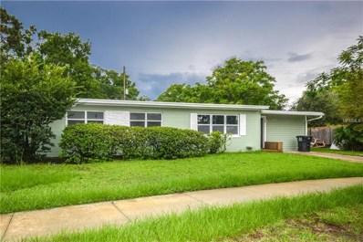 5918 Wabash Road, Orlando, FL 32807 - MLS#: O5707698