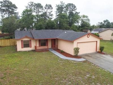 3143 Byington Terrace, Deltona, FL 32738 - #: O5707827
