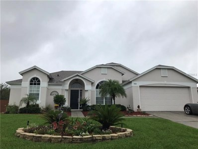 835 Via Bianca Drive, Davenport, FL 33896 - MLS#: O5708519