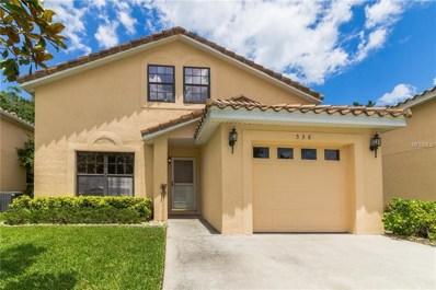 538 Via Del Oro Drive, Altamonte Springs, FL 32714 - MLS#: O5708645