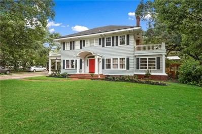 1615 E Ridgewood Street, Orlando, FL 32803 - MLS#: O5708697