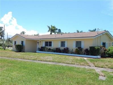 490 Lewis Boulevard SE, St Petersburg, FL 33705 - MLS#: O5709136