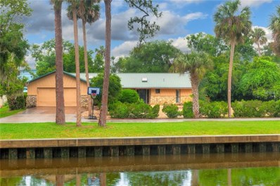 96 E Bayshore Drive, Port Orange, FL 32127 - MLS#: O5709160