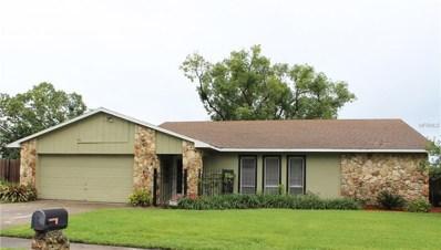 1015 Woodall Drive, Altamonte Springs, FL 32714 - MLS#: O5709177