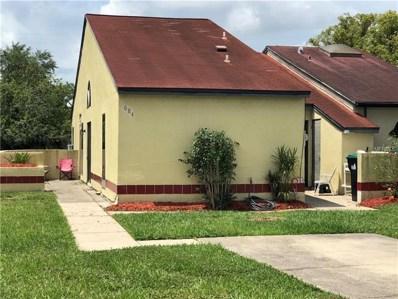 684 Golden Sunshine Circle, Orlando, FL 32807 - MLS#: O5710237