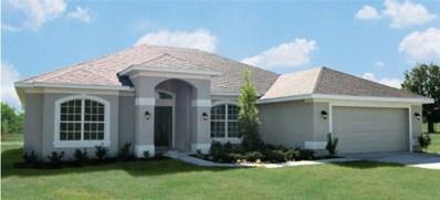506 W Leah Court, Fruitland Park, FL 34731 - MLS#: O5710299