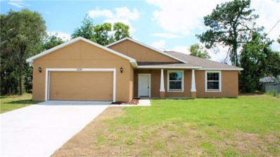 3297 Guava Lane, Spring Hill, FL 34609 - MLS#: O5710411