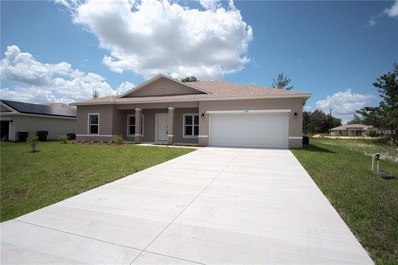 324 Elderberry Court, Poinciana, FL 34759 - MLS#: O5710955