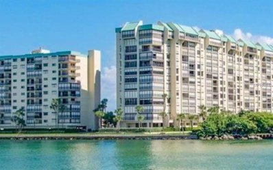 7100 Sunset Way UNIT 1206, St Pete Beach, FL 33706 - MLS#: O5711155