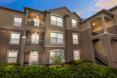 588 Brantley Terrace Way UNIT 208, Altamonte Springs, FL 32714 - MLS#: O5711303
