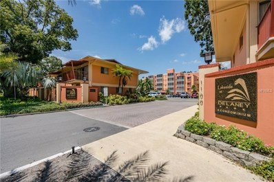 1100 Delaney Avenue UNIT F505, Orlando, FL 32806 - MLS#: O5711413