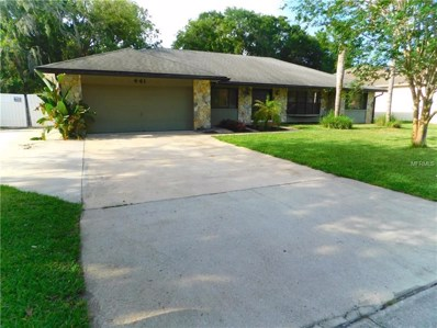 441 E Orange Street, Altamonte Springs, FL 32701 - MLS#: O5711651
