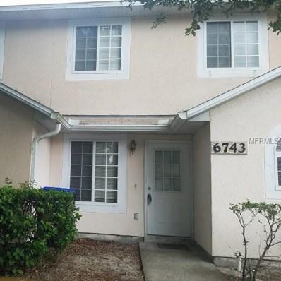 6743 Magnolia Pointe Circle, Orlando, FL 32810 - MLS#: O5712073