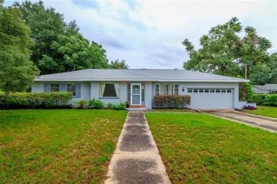 107 E Magnolia Avenue, Howey In The Hills, FL 34737 - MLS#: O5712506