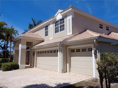 851 Placid Lake Drive, Osprey, FL 34229 - MLS#: O5712676