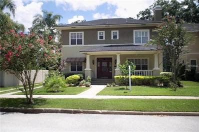1813 S Osceola Avenue, Orlando, FL 32806 - MLS#: O5712951