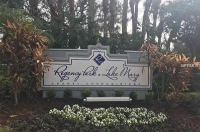 2532 E Grassy Point Drive UNIT 104, Lake Mary, FL 32746 - MLS#: O5712975