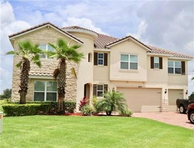 3877 Shoreside Drive, Kissimmee, FL 34746 - MLS#: O5713103