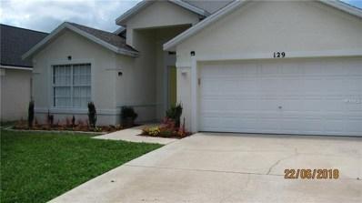129 Rose Hill Trail, Sanford, FL 32773 - MLS#: O5713169