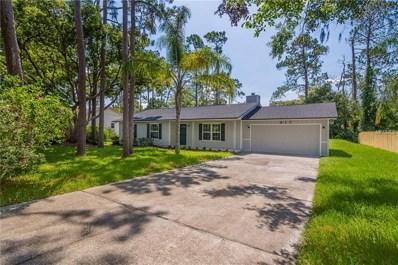 817 Melody Drive, Chuluota, FL 32766 - MLS#: O5713211