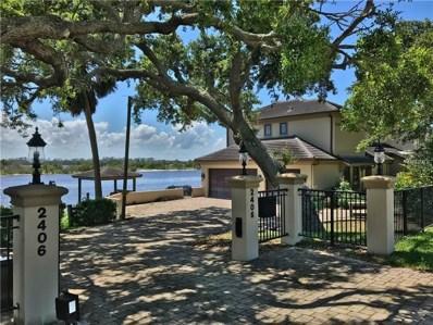 2406 John Anderson Drive, Ormond Beach, FL 32176 - MLS#: O5713228