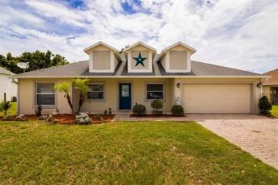 3968 Rolling Hill Drive, Titusville, FL 32796 - MLS#: O5713389