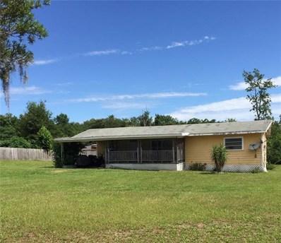 602 North Boulevard W, Davenport, FL 33837 - MLS#: O5713457