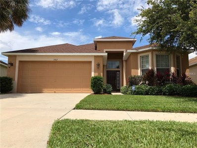 7412 Forest Mere Drive, Riverview, FL 33578 - MLS#: O5713587