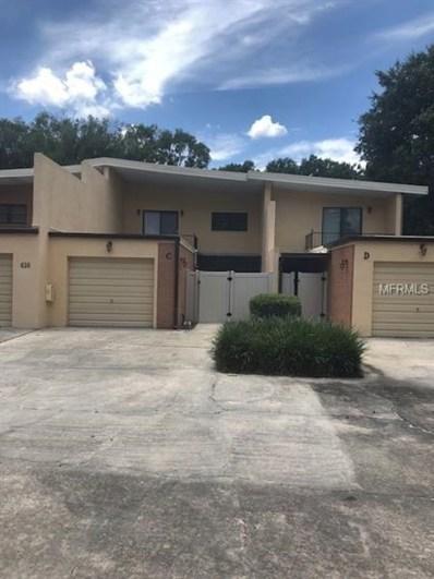 416 Howard Avenue UNIT C, Lakeland, FL 33815 - MLS#: O5713891
