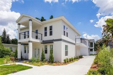 1418 Illinois Street UNIT A, Orlando, FL 32803 - MLS#: O5714304