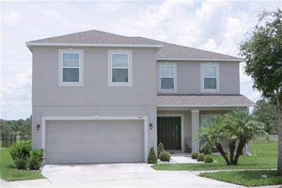 1065 Suffragette Circle, Haines City, FL 33844 - MLS#: O5714406