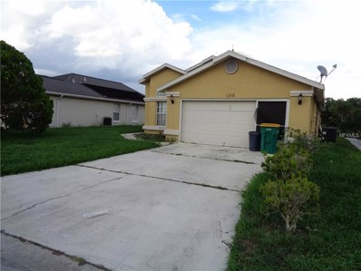 198 Hidden Springs Circle, Kissimmee, FL 34743 - MLS#: O5714515