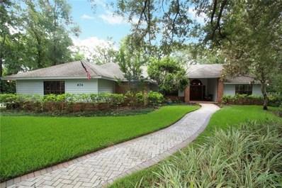 674 Keuka Court, Winter Springs, FL 32708 - MLS#: O5714756