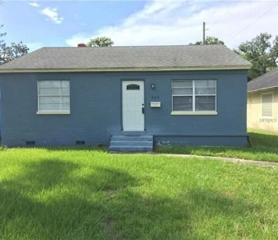 395 Mashie Lane, Orlando, FL 32804 - MLS#: O5714793
