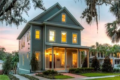 636 Hillcrest Street, Orlando, FL 32803 - MLS#: O5715105