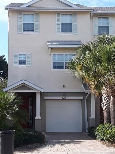 842 Callista Cay Loop, Tarpon Springs, FL 34689 - MLS#: O5715323