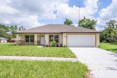3124 Maltby Drive, Deltona, FL 32738 - MLS#: O5715660