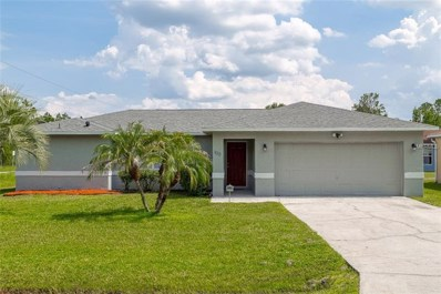 100 Spoonbill Court, Poinciana, FL 34759 - MLS#: O5715999